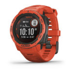 Instinct® Solar Flame Red