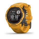 Instinct Solar, GPS Watch, Sunburst